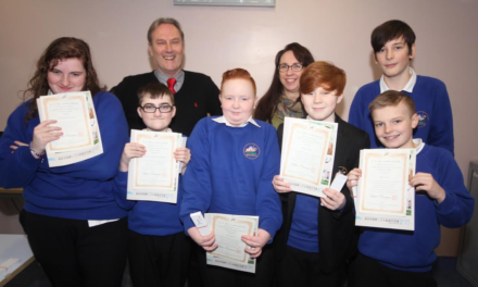 Japanese Accolade for Middlesbrough School's Art
