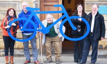 Stokesley gears up for the Tour de Yorkshire