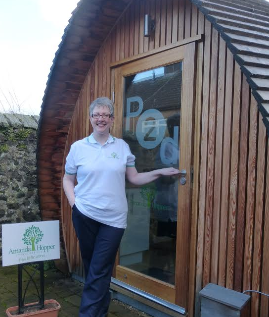 Local Entrepreneur Helping to Kick Start the Path to a New you with Complementary Therapy
