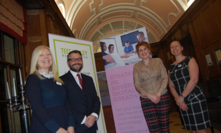 Tees Valley Business Club launches 2016 programme with marketing insight