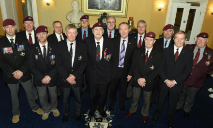 Highest French Honour for Middlesbrough War Hero
