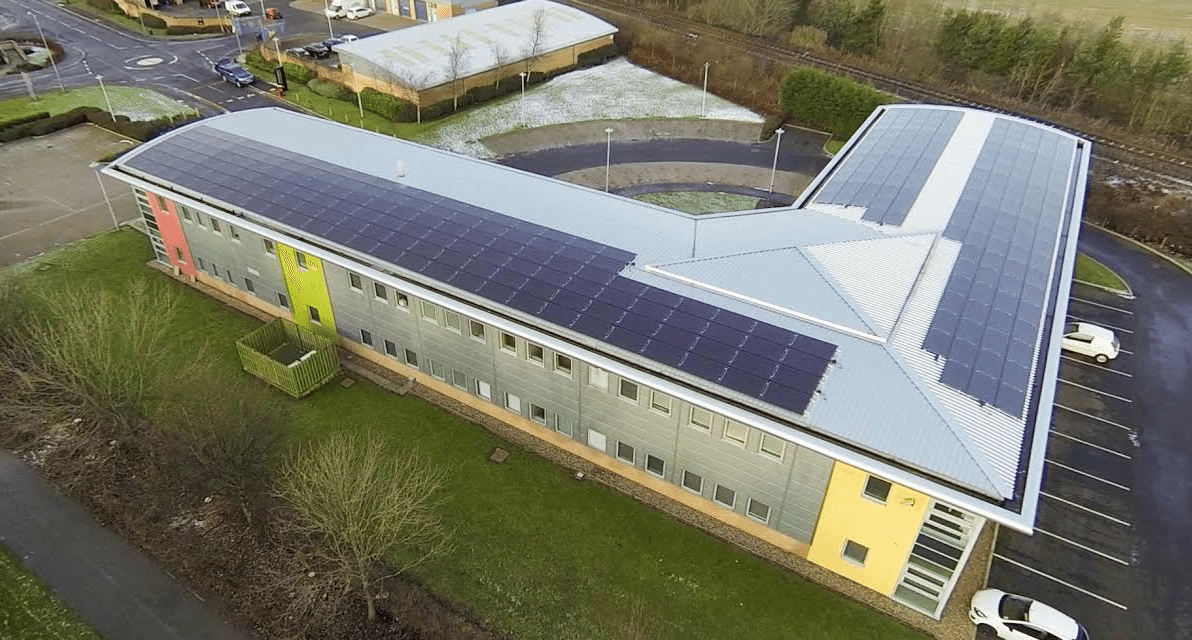 Local Company Wins Large Scale Solar Installation Contract