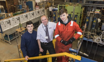 Task Force Funding secures further jobs for former SSI apprentices