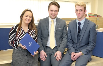 Insurance Broker hires three apprentices in support of workforce of the future
