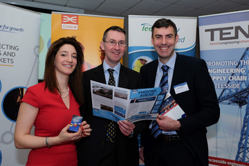 Tees Valley Unlimited supply chain briefed on major rail project contract opportunities