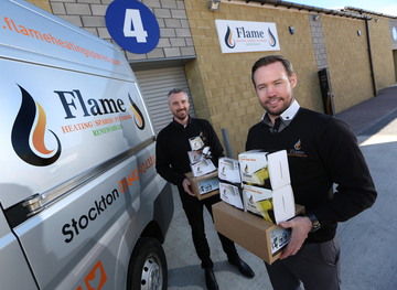 Flame burns brighter with expansion into Stockton