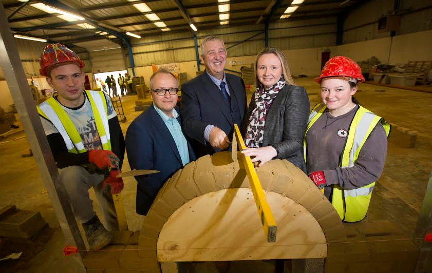 Construction training company expands with steel investment