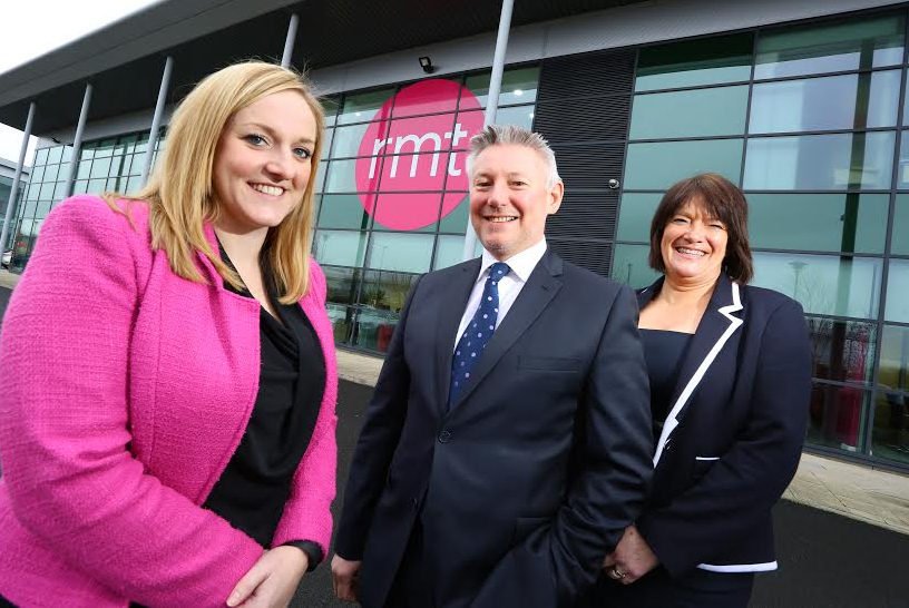Emily takes next step up with RMT Accountants