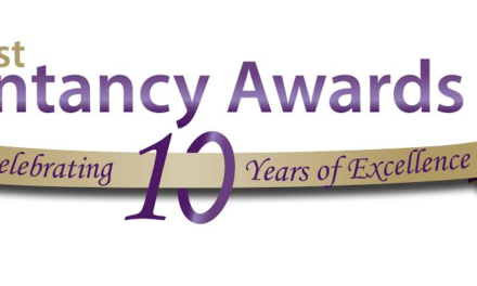 Regional accountancy awards to mark a decade of success