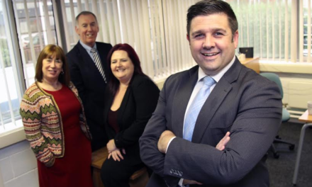 New recruitment agency making big waves