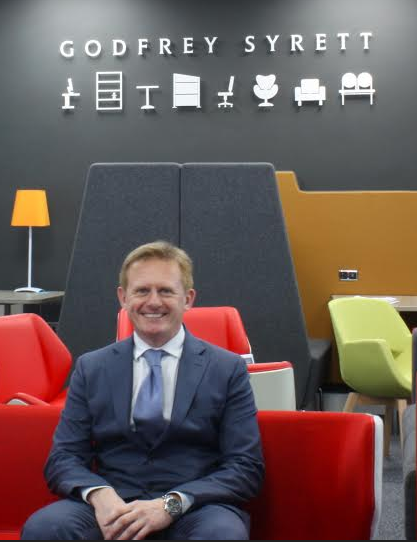 Godfrey Syrett appoints new group sales director