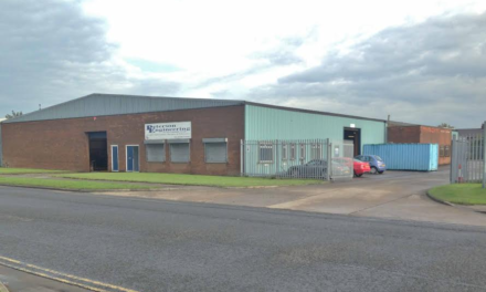 Rare Redcar Freehold Industrial Units for Sale