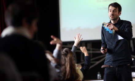 Author Delights Stockton-on-Tees School Children
