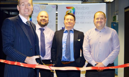 Agile Group launches multi-million pound data centre in Teesside