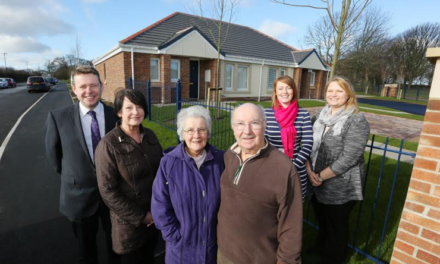 Nine phases of new homes for Newbiggin Hall