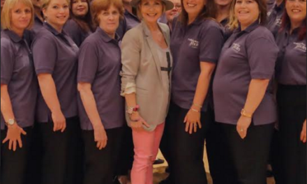 Military Wives Choir set to join Lulu at the Town Hall