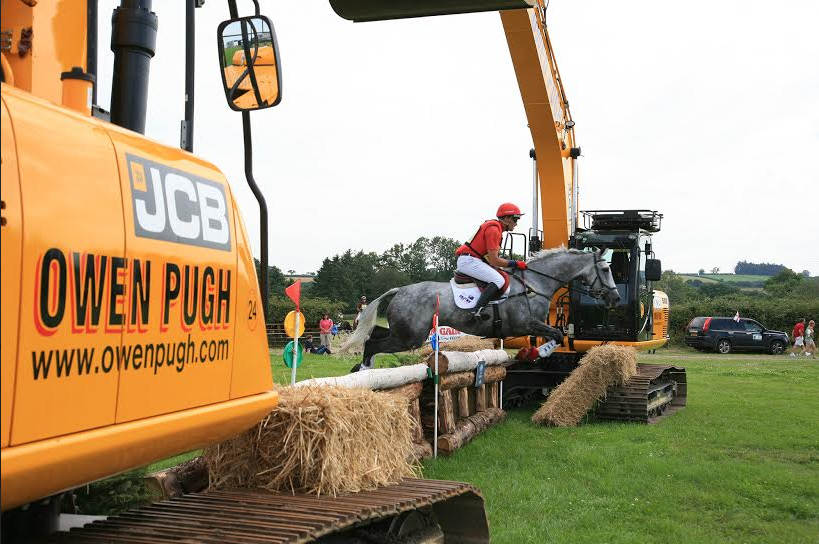Owen Pugh sponsors Burgham Horse Trials for third year running