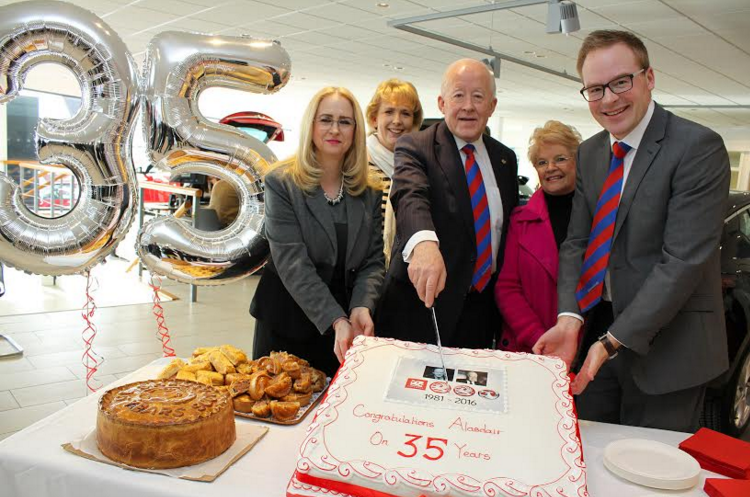 Family Business Celebrates 35 Years