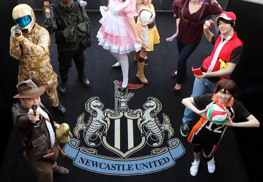 SunnyCon comes to St James' Park
