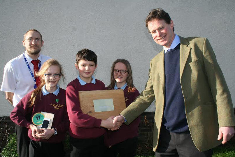 Young Entrepreneurs Succeed at Belford First School