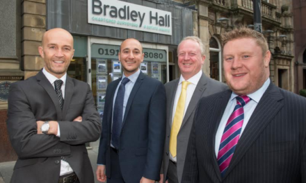 Bradley Hall Strikes Partnership with one of World's Strongest Banks