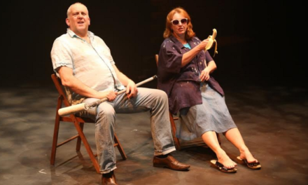 John Godber brings legacy of the miners' strikes to Gala