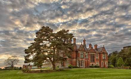 Rockliffe Hall shortlisted for VisitEngland Large Hotel of the Year Award