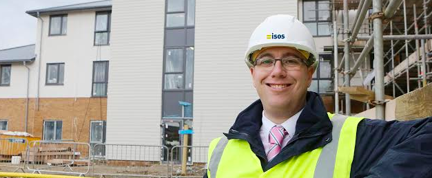 Scheme manager appointed at Alnwick's new Extra Care development