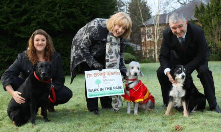 Dog Owners Urged to go Walkies for Charity