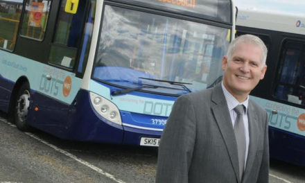 Travelling by bus in North East is over £1,150 Cheaper than by Car