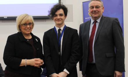 North Tyneside elects a new Young Mayor and Member of Youth Parliament