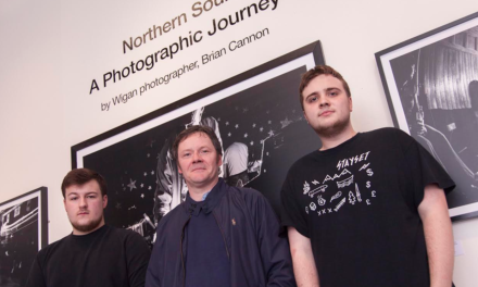 Leading Photographer and Designer lends his Expertise to Art Students