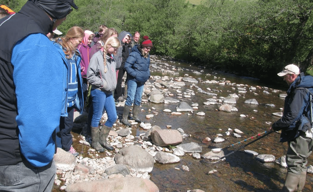 Conservation-minded sixth formers have opportunity to boost their skills with The Sill