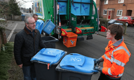 New Recycling Service Starts