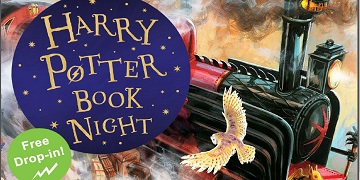 Magic For Muggles At Harry Potter Book Night