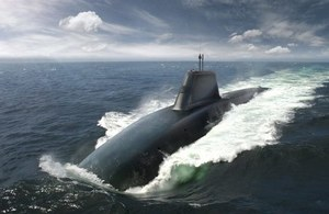 £200 million funding boost for UK industry carrying out Successor submarine design