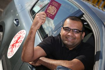 Boro Taxis saves the day for holidaymaker