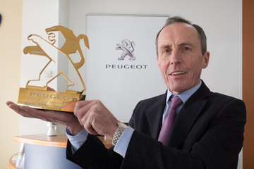 Simon Bailes Peugeot named as one of the 1000 Companies to Inspire Britain