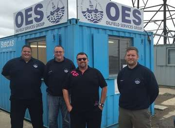 OES Oilfield Services UK sets sight on further growth after ten successful years