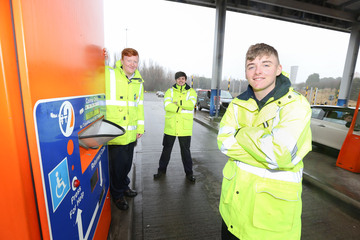 College students try out apprenticeship at Tyne Tunnels