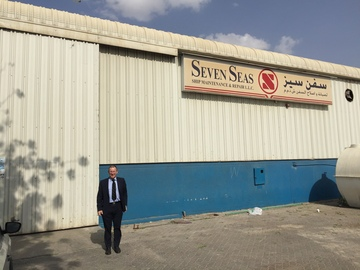 Barrier Group establish Middle East base with acquisition of ship repair company
