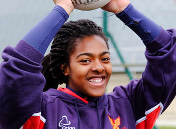 National glory for Yarm netball ace