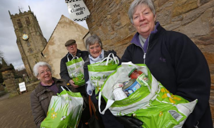 Hambleton Foodshare Reaches Further