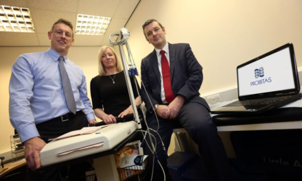 Steel Fund backs SSI Medical Team's New Business