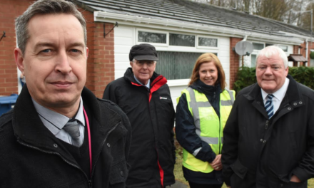 Council Acts to Warm Up Homes