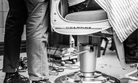 DR. Martens Newcastle Pop-up Barbershop Event