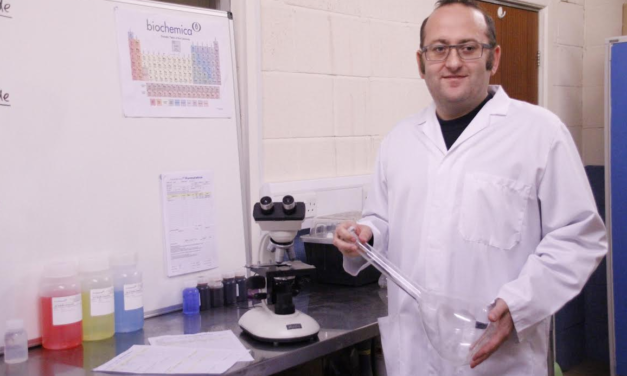 Biochemica Boss opens search for next 'Apprentice Great' with NECC