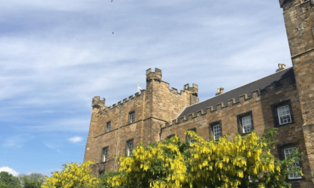 Crown your prom kings and queens at Lumley Castle