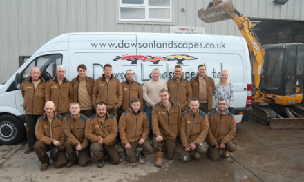 National success for Dawson Landscapes