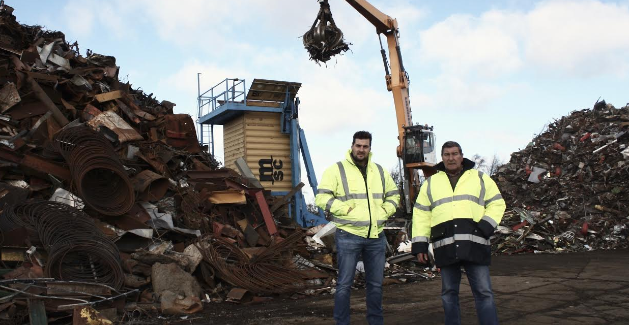 Recycling Specialist Expands into Overseas Market